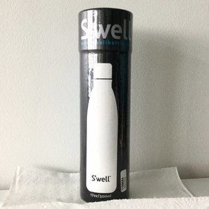 S'well 17oz Water Bottle (Silver Lining)